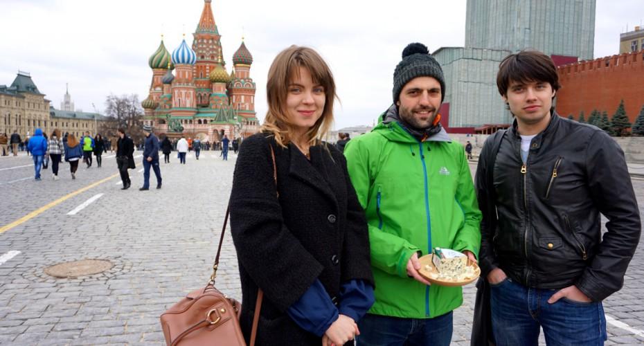 Russie, Moscou, roquefort
