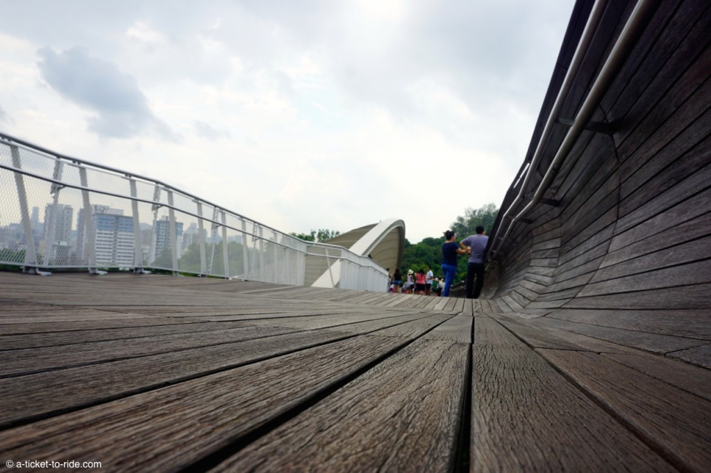 Singapour, Henderson waves