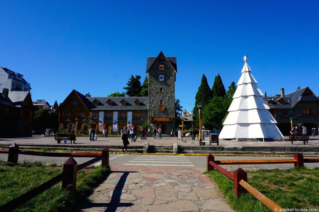 Argentine, Bariloche, centro civico