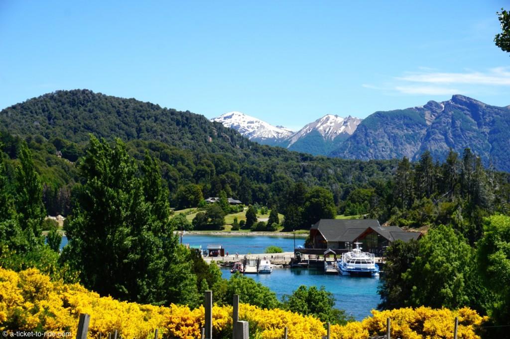 Chili, Bariloche, boucle vélo